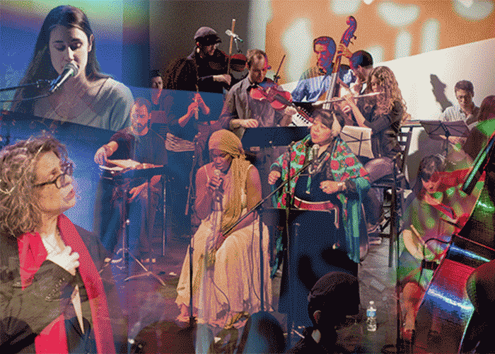 2013 Avant Music Festival